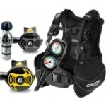 Cressi Start BCD Package Deal