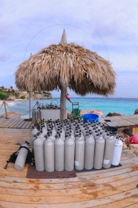 Scuba Diving Equipment - What To Look For When Buying Used Scuba Tanks
