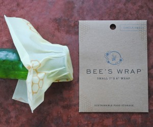 Bee's Wrap---available @ kirkscubagear in Canada