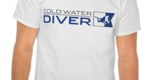 Cold Water Diver T-Shirt